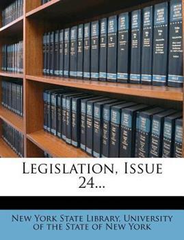 Paperback Legislation, Issue 24... Book