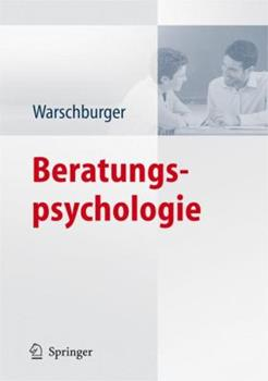 Hardcover Beratungspsychologie [German] Book