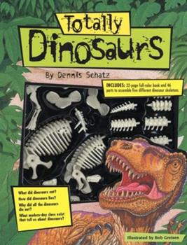 Paperback Totally Dinosaurs Book
