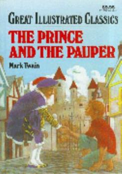 The Prince and the Pauper - Book  of the Great Illustrated Classics