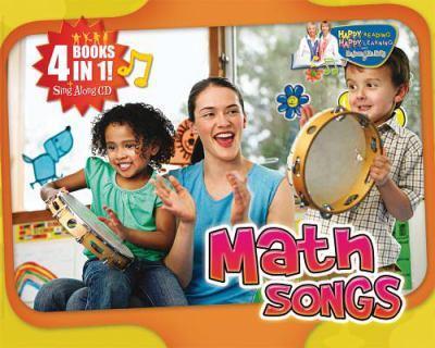 Math Songs 161741588X Book Cover