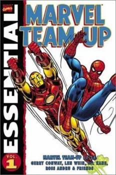 Essential Marvel Team-Up, Vol. 1 (Marvel Essentials) - Book  of the Essential Marvel