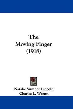 Hardcover The Moving Finger Book