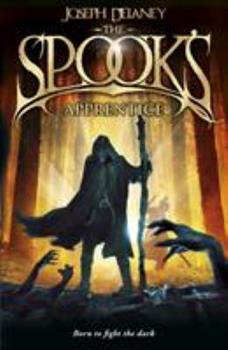 The Spook's Apprentice 0060766204 Book Cover