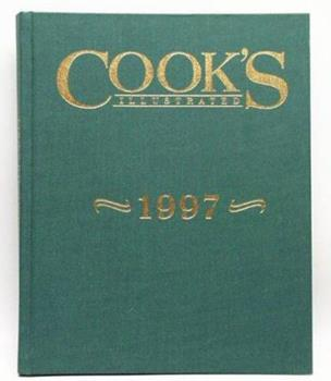 Hardcover Cook's Annual 1997 Book
