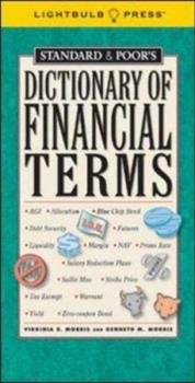 Standard & Poor's Dictionary of Financial Terms (Standard & Poor's) 1933569042 Book Cover