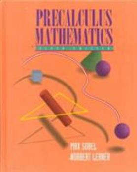 Precalculus Mathematics 0131120956 Book Cover