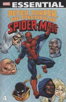 Essential Peter Parker, The Spectacular Spider-Man Vol. 4 - Book  of the Essential Marvel
