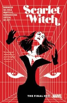 Paperback Scarlet Witch, Volume 3: The Final Hex Book