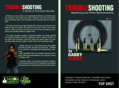 Paperback Troubleshooting: Mastering Your Pistol Marksmanship Book