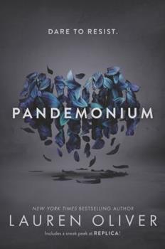 Pandemonium 0061978078 Book Cover