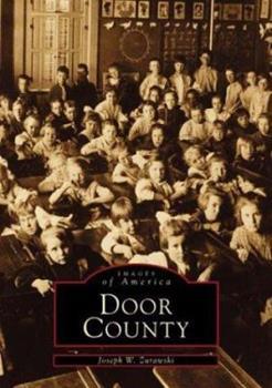 Paperback Door County (Images of America) Book