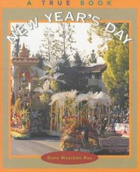 New Year's Day (True Books) - Book  of the A True Book