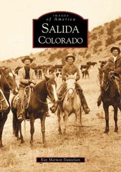 Salida - Book  of the Images of America: Colorado