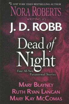 Hardcover Dead of Night (Thorndike Press Large Print Basic Series) [Large Print] Book