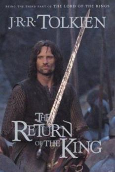 Paperback The Return of the King (The Lord of the Rings, Part 3) Book