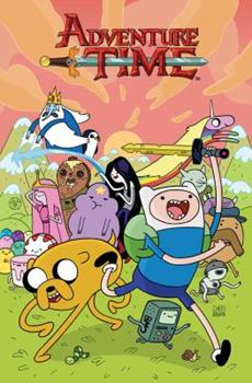 Adventure Time, Volume 2 - Book  of the Adventure Time Single Issues #Annual