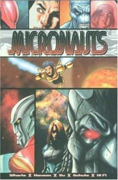 Paperback Micronauts: Revolution Book