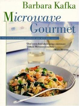Microwave Gourmet 0380712512 Book Cover