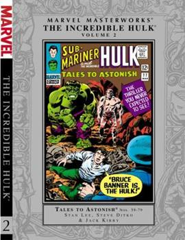 Marvel Masterworks Incredible Hulk 2 - Book #39 of the Marvel Masterworks