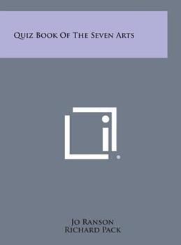 Hardcover Quiz Book of the Seven Arts Book