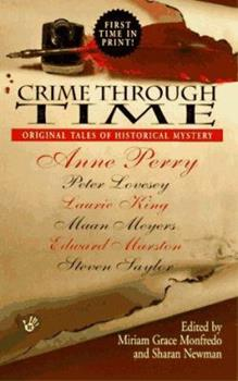 Crime Through Time 042515761X Book Cover