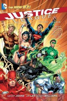Justice League Volume 1: Origin - Book #1 of the Justice League 2011