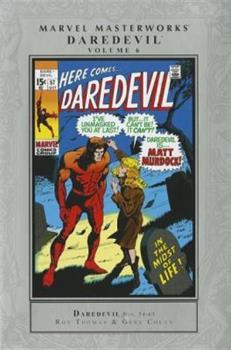 Marvel Masterworks: Daredevil, Vol. 6 - Book #163 of the Marvel Masterworks