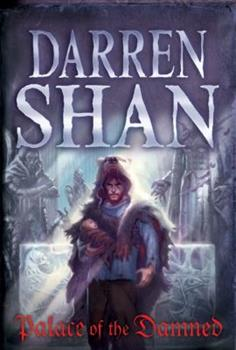 Paperback Palace Of The Damned: The Saga Of Larten Crepsley Book 3 Book