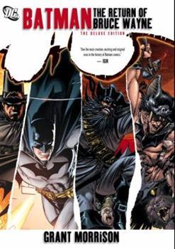 Batman: The Return of Bruce Wayne - Book #191 of the Modern Batman