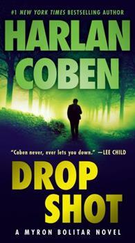 Drop Shot 0345542223 Book Cover