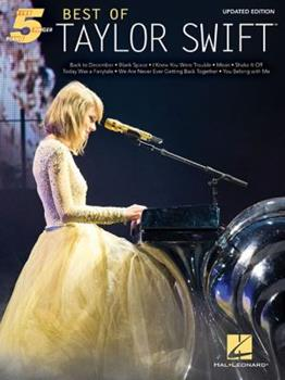 Paperback Best of Taylor Swift - Updated Edition Book