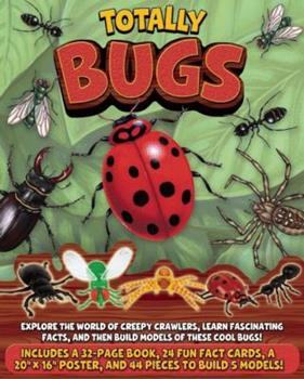 Paperback Totally Bugs (Totally Books) Book