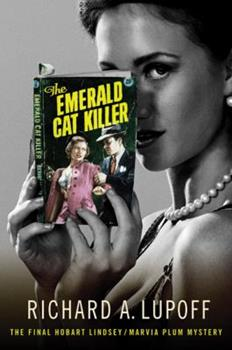 The Emerald Cat Killer - Book #8 of the Lindsey & Plum