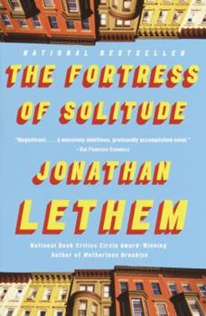 The Fortress of Solitude 0375724885 Book Cover