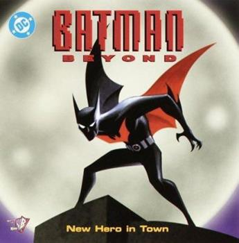Batman Beyond:New Hero in Town (Pictureback(R)) - Book  of the Batman Beyond