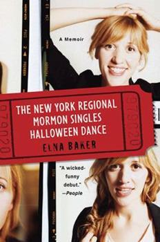 The New York Regional Mormon Singles Halloween Dance 0525951350 Book Cover