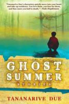 Ghost Summer: Stories 160701453X Book Cover