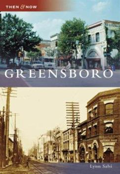 Greensboro - Book  of the  and Now