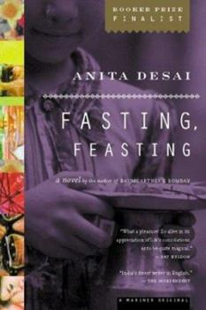 Fasting, Feasting 0099289636 Book Cover