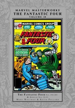 Marvel Masterworks: The Fantastic Four, Vol. 18 - Book #236 of the Marvel Masterworks