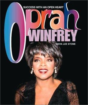 Oprah Winfrey:Success W/ An Op (Gateway Biographies (Paperback)) - Book  of the Gateway Biographies
