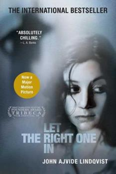 Let the Right One In 0312656491 Book Cover