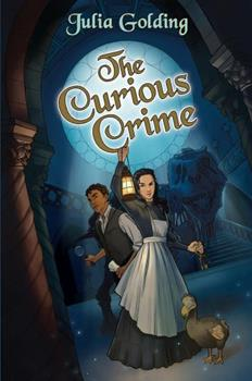 The Curious Crime 0745977871 Book Cover