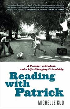 Paperback Reading with Patrick: A Teacher, a Student, and a Life-Changing Friendship Book