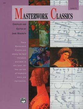 Paperback Masterwork Classics: Level 5, Book & CD Book