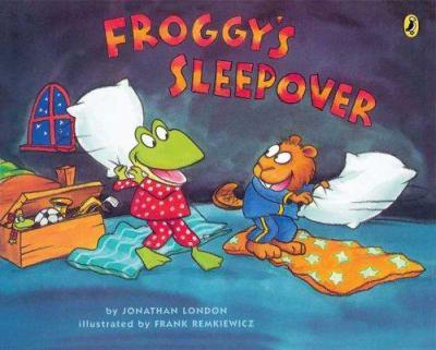 Froggy's Sleepover - Book  of the Froggy