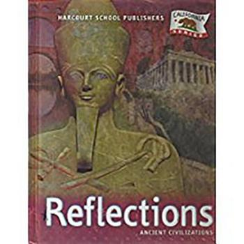 Hardcover Harcourt School Publishers Reflections: Student Edition ANC CIV Reflections 2007 Book