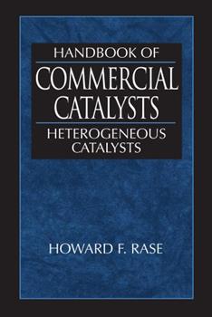 Hardcover Handbook of Commercial Catalysts Book