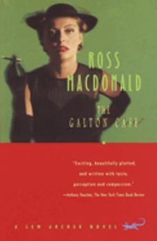 The Galton Case 0679768645 Book Cover